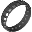 LEGO Black Technic Tread (Small) with 20 Tread Links (43903)