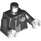 LEGO Black The Joker Minifig Torso (76382)