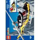 LEGO Black Thunder Set 5542 Instructions