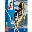 LEGO Black Thunder Set 5542 Instructions