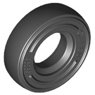 LEGO Black Tire 14mm D. x 4mm Smooth Small Single New Style (59895)