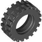 LEGO Black Tire Ø 30.4 X 11 with Band Around Center of Tread (56897)