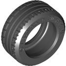 LEGO Black Tire 30.4 x 14 VR (6578 / 75777)