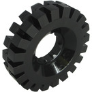 LEGO Black Tire 43 x 11 (17 mm Inside Diameter) (3634)