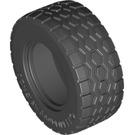 LEGO Black Tire Ø 49.5 x 20mm (15413)