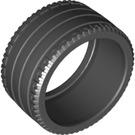 LEGO Black Tire 68.8 x 36 ZR (44771)