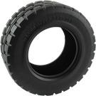 LEGO Black Tire 94.3 x 38 R (92912)