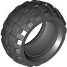 LEGO Black Tire Balloon Wide 68.7 X 34R (61480)