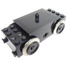 LEGO Black Train Motor 9V (70358)