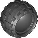 LEGO Black Tyre 43.2 x 28 Balloon Small (6579)