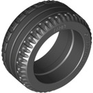 LEGO Black Tyre Normal / Narrow Ø 21 x 9,9 (11209)