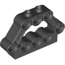 LEGO Black V-engine Block Connector (32333)