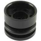 LEGO Black Wheel Rim Ø18 x 14 with Axle Hole (55982)