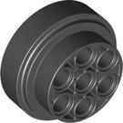 LEGO Black Wheel Rim Ø31.4mm x 16mm (60208)