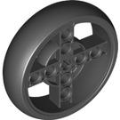 LEGO Black Wheel with Black Tyre (39367)