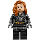 LEGO Black Widow Minifigure