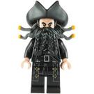 LEGO Blackbeard Minifigure