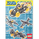 LEGO Blackmobile Set 3571 Instructions
