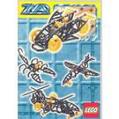 LEGO Blackmobile Set 3571 Instructions