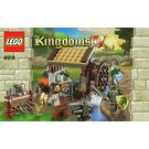 LEGO Blacksmith Attack Set 6918 Instructions