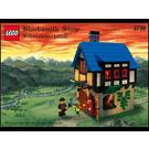 LEGO Blacksmith Shop Set 3739 Instructions