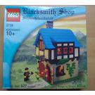 LEGO Blacksmith Shop Set 3739 Packaging