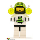 LEGO Blacktron 2 with Jet Pack and lights Minifigure
