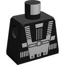 LEGO Blacktron Torso without Arms (973)