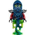 LEGO Blade Master Bansha - Ghost Legs Minifigure