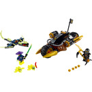 LEGO  Blaster Bike Set 70733