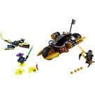 LEGO  Blaster Bike Set 70733