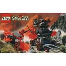 LEGO Blaze Attack Set 3051