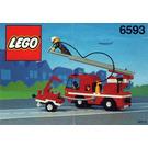 LEGO Blaze Battler Set 6593