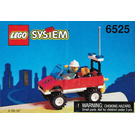 LEGO Blaze Commander Set 6525