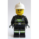 LEGO Blaze Firefighter Minifigure