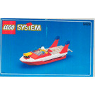 LEGO Blaze Responder Set 6429 Instructions