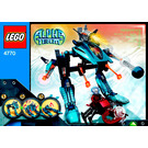 LEGO Blizzard Blaster Set 4770 Instructions