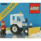LEGO Blizzard Blazer Set 6524