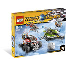 LEGO Blizzard's Peak Set 8863 Packaging