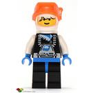 LEGO Blonde Ice Planet Guy Minifigure