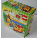 LEGO Blondi the Pig and Taxi Station Set 338-2 Packaging