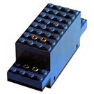 LEGO Blue 4.5 Volt Motor 12 x 4 x 4 with 4 Female Pins