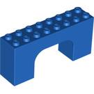 LEGO Blue Arch 2 x 8 x 3 (4743)
