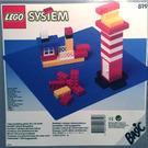 LEGO Blue baseplate Set 819