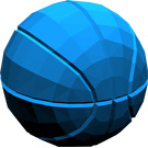 LEGO Blue Basketball (43702)