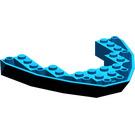 LEGO Blue Boat Base 8 x 10 (2622)