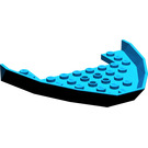 LEGO Blue Boat Top 8 x 10 (2623)
