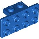 LEGO Blue Bracket 1 x 2 - 2 x 4 (21731 / 93274)