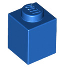LEGO Blue Brick 1 x 1 (3005)