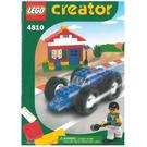 LEGO Blue Bucket Set 4810